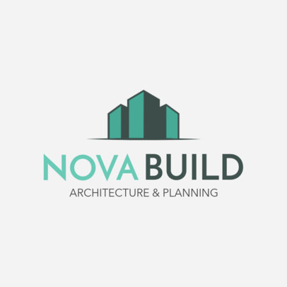 Architecture Firm Logo Maker 1210a