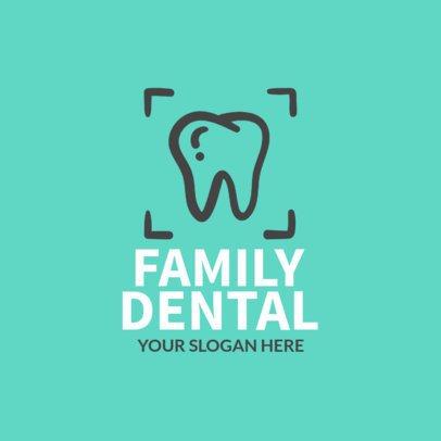 Pediatric Dentist Logo Maker 1026e