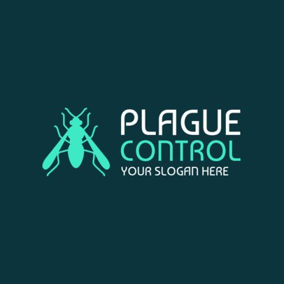 Logo Maker for Plague Control 1254d
