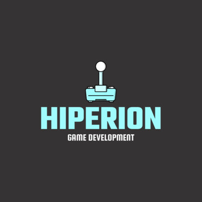 Logo Maker for Video Game Developers 1289b