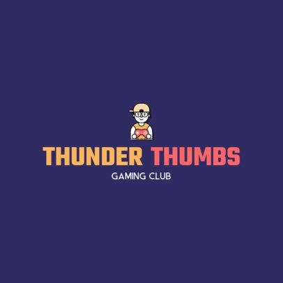 Logo Maker for Video Game Designers 1289c