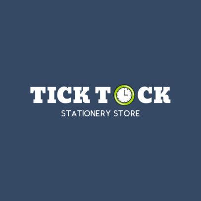 Custom Logo Maker for Office Supply Stores 1275b