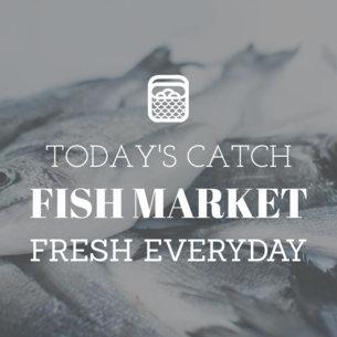 Online Banner Maker for a Fish Market 382b