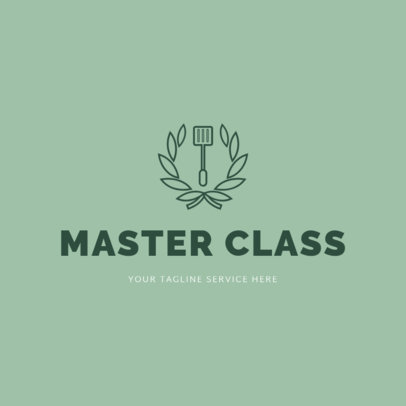Logo Maker for Cooking Classes 1299a