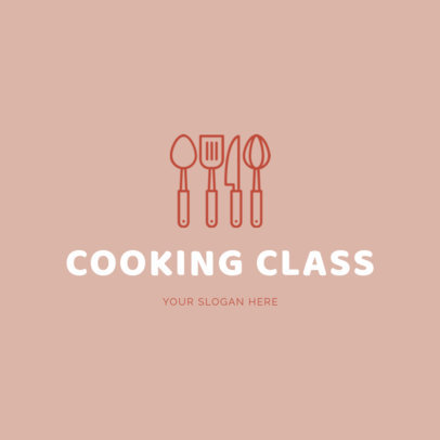 Logo Maker for Cooking Academies 1299c