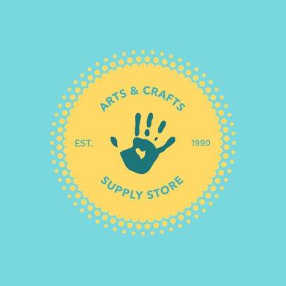 Logo Maker for Art Supply Warehouses 1309a