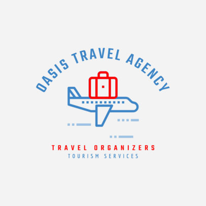 Logo Maker for Trip Planners 1281d