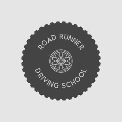 Logo Maker for Driving Lessons Businesses 1295b