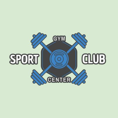 Logo Maker for Sports Clubs 1266d