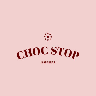 Logo Maker for Candy Kiosks 1216b