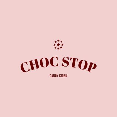 Logo Maker for Candy Kiosks 1216b