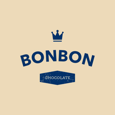 Online Logo Maker for Chocolate Shops 1216d