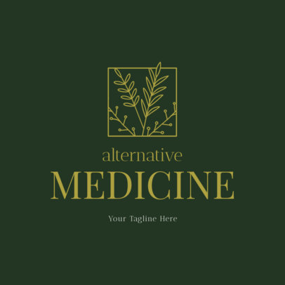 Logo Maker for Alternative Health Services