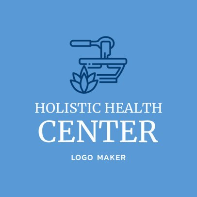 Online Logo Maker for Holistic Centers with Mortar Clipart 1294b