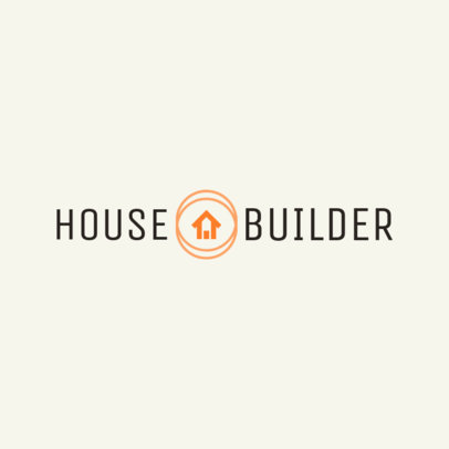 Architecture Logo Maker for Building Companies 1283d