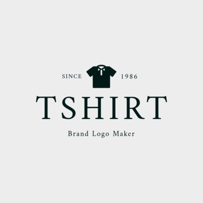 clothing brand logo template design your own clothing brand