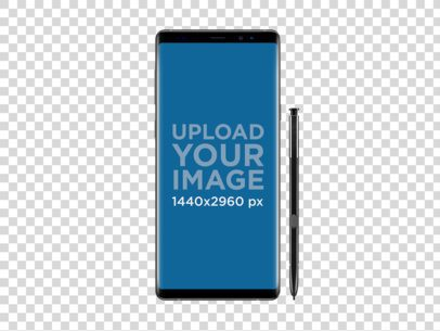 Samsung Galaxy Note9 Mockup 22158