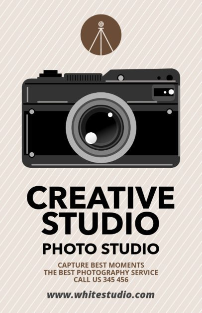 Creative Photography Flyer Template 508