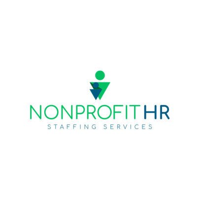Logo Design Template for HR Staff Agency 1285e