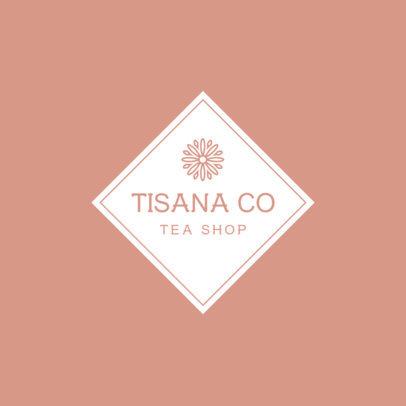 Logo Template for Tea Store 1344e