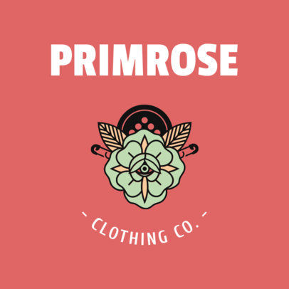 Online Logo Maker for Indie Clothing Brands 1316b