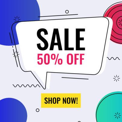 Online Banner Maker for Sales 548