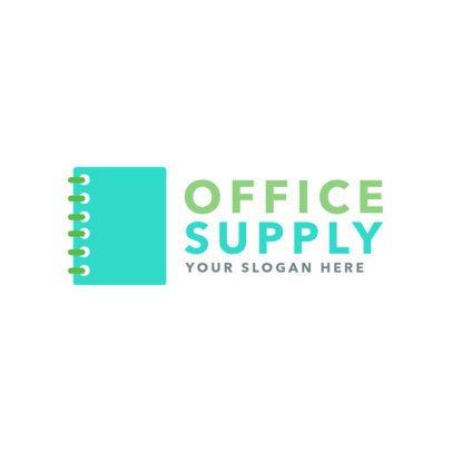 Office Supply Store Logo Creator 1380