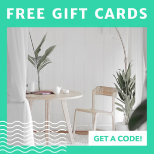 Ad Banner Maker for Free Furniture Store Gift Cards 530d
