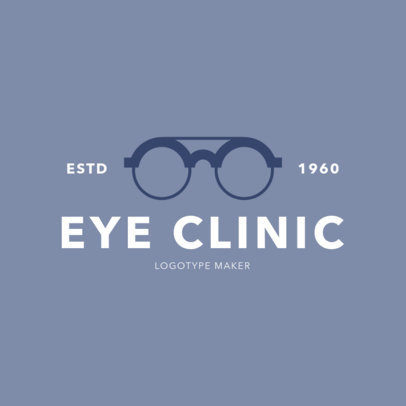 Eye Care Logo Template 1377e