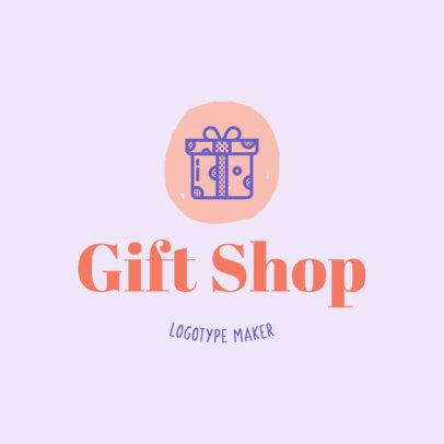 Online Logo Maker for Gift Shops 1394