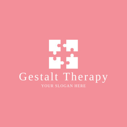 Therapist Logo Design Template 1352b