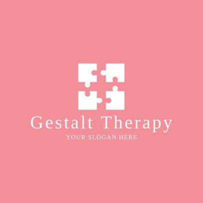 Therapist Logo Design Template 1352b