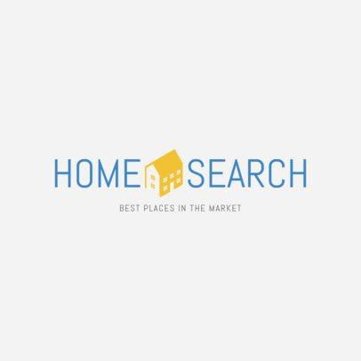 Logo Maker for Property Finders 1351a