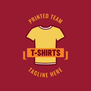 Logo Generator for Designer T-Shirt Brand 1313e