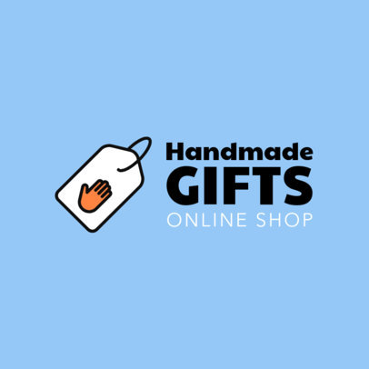 Online Craft Store Logo Maker 1401b