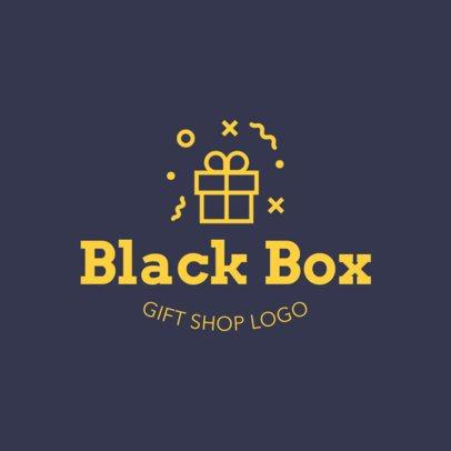 Specialty Gift Shop Logo Creator 1394a