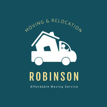 Relocation Logo Maker 1385b