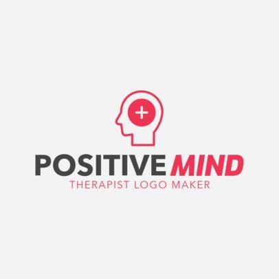 Psychotherapists Logo Maker 1304a