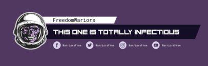 Gamer Banner Maker for Twitch 583c
