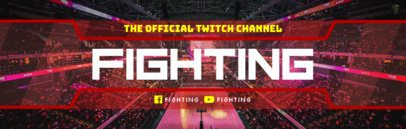 Online Banner Maker for Twitch with Gaming Fonts 592a