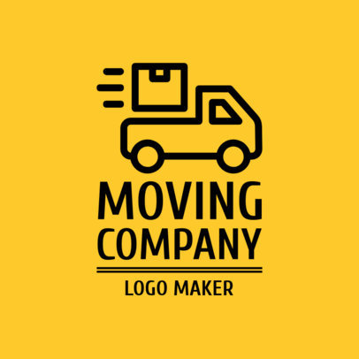Moving Company Logo Maker | Online Logo Maker | Placeit