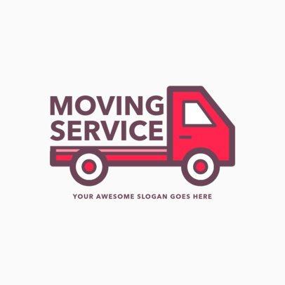 Online Logo Maker for Moving Agencies 1386