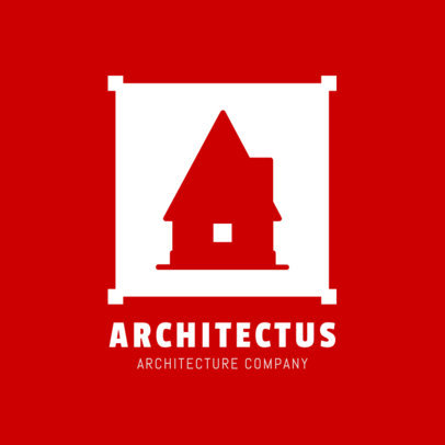 Logo Maker for Architecture Company 1421e