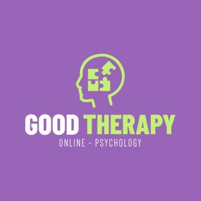 Logo Maker for Online Counseling 1304d