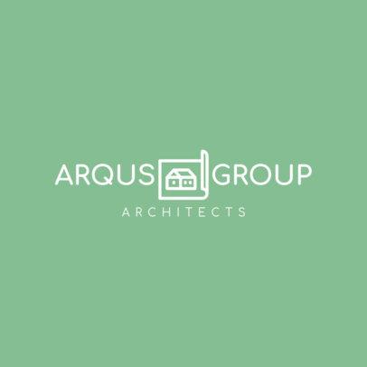 Architect Group Logo Maker 1419c