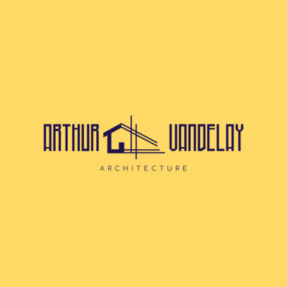 Logo Creator for Architecture Firms 1419e