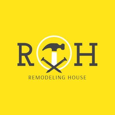Logo Creator for Home Renovators 1432e