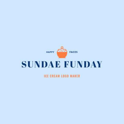 Logo Generator for an Ice-Cream Shop 1398e