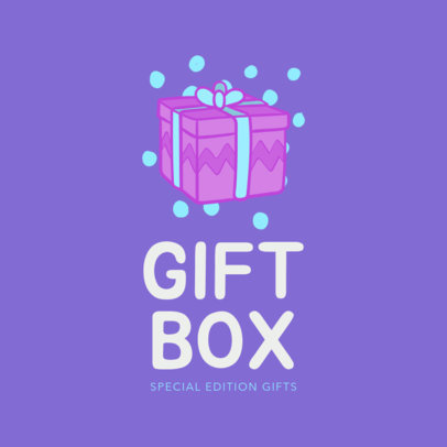Logo Template for Special Edition Gifts 1397b