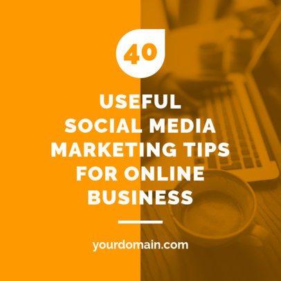 Instagram Post Maker for Social Media Marketers 631